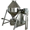 Double cone blender Manufacturer & Wholesale distributor in Vadodara, India